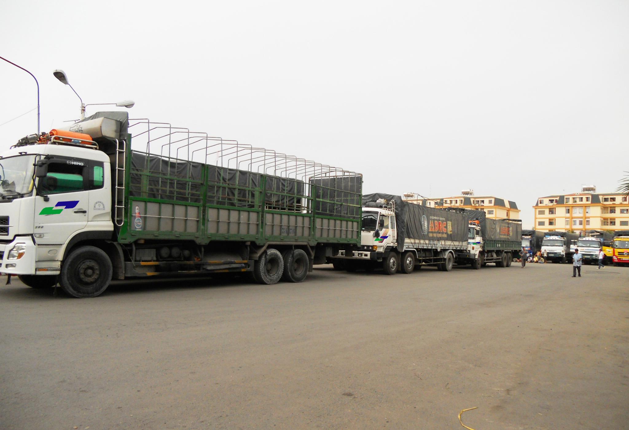 Vận chuyển hàng hóa đi Bắc Ninh