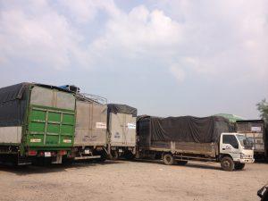 Vận chuyển hàng hóa đi Thái Nguyên