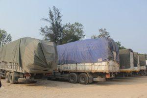 Vận chuyển hàng hóa từ Hà Nội đi các khu công nghiệp ở Hưng Yên