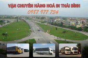 Cho thuê xe tải vận chuyển hàng hóa Hà Nội đi Thái Bình