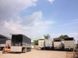 Chành xe vận chuyển hàng hóa đi Quảng Ngãi