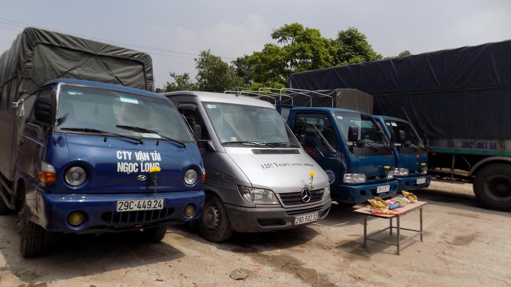 Công ty vận tải Ngọc Long cho thuê xe tải nhỏ chuyển hàng Hà Nội - Bắc Ninh với giá cả nhiều ưu đãi.