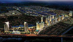 Vận chuyển hàng hóa đi khu công nghiệp VISIP Bắc Ninh