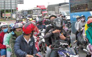 Quốc lộ 1 đoạn qua Đồng Nai