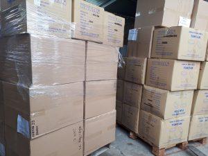 Chành xe tải gửi hàng đi Quảng Ninh giá rẻ