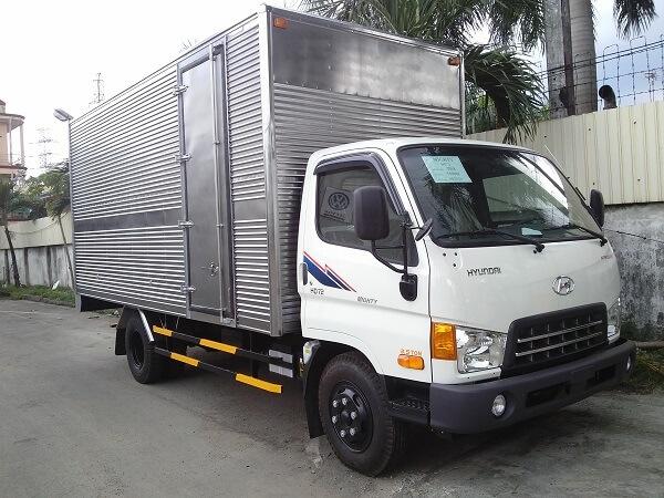 Kích thước xe tải 3 tấn