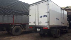Chành xe gửi hàng đi Biên Hòa