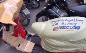 Gửi xe máy từ hà nội đi đà nẵng