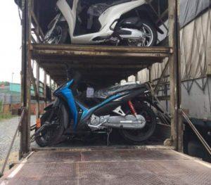 vận chuyển xe máy từ đà nẵng ra hà nội mới nhất