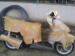 Dịch vụ vận chuyển xe máy Bắc Nam